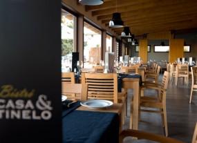Bistró Casa y Tinelo. Restaurante Zaragoza - Movera.